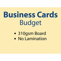 5,000 x Business Cards - 310gsm